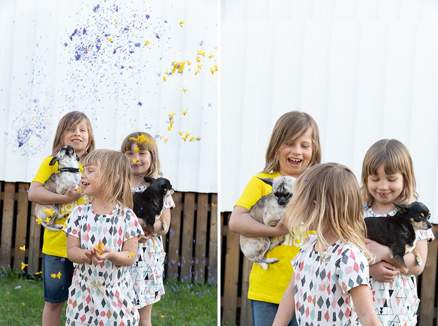 Familjefotografering med fotograf Lisbet Spörndly i Uppsala