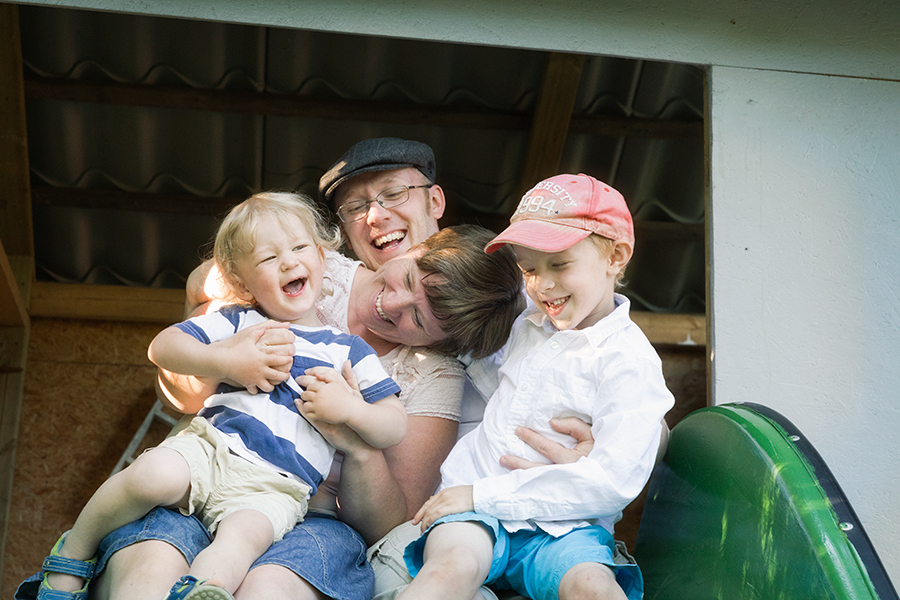 Familjefotografering i Uppsala med fotograf Lisbet Spörndly