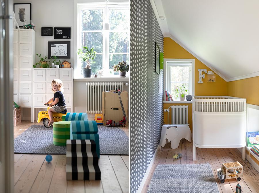 Hemma hos-fotografering av fotograf Lisbet Spörndly i Uppsala